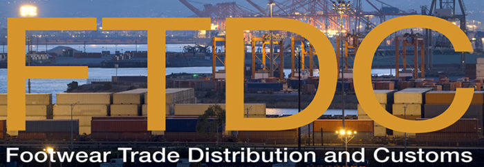 Footwear Trade Distribution And Customs (FTDC) Conference 2018