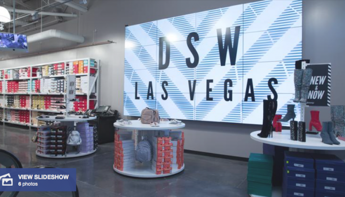 Shoe 'vending Machine' Among DSW's Vegas Store Innovations (slideshow)