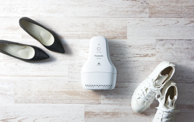 Panasonic's Deodorizer Freshens Your Shoes While You Sleep